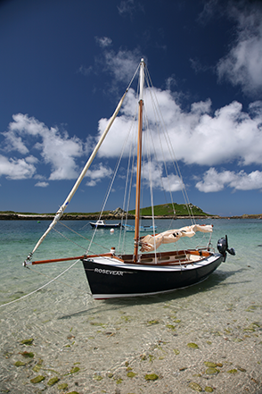 Isles of Scilly Island Pilot Hire